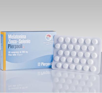 Pack 5 melatonin